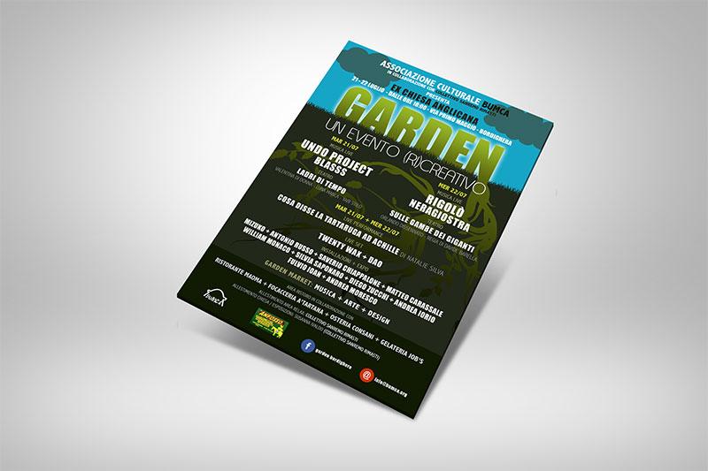 Garden, un evento (ri)creativo